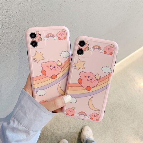 Carcasa de teléfono con todo incluido lindo iphone 11Pro / Max de dibujos animados para 8plus se2 / XR al por mayor nihaojewelry NHFI245080's discount tags