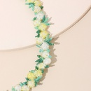 Fashion fairy flower collar hipster short fashion choker necklace for women NHRN245717