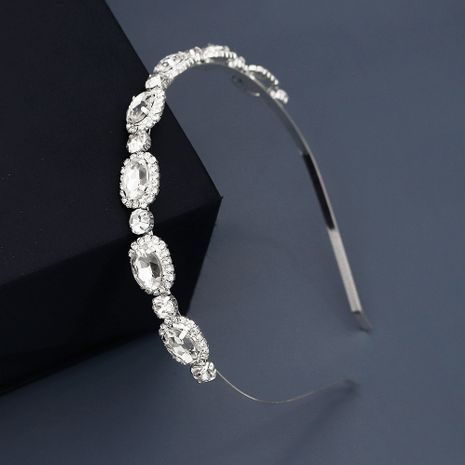simple infrared retro palace style headband wholesale nihaojewelry NHHS245893's discount tags
