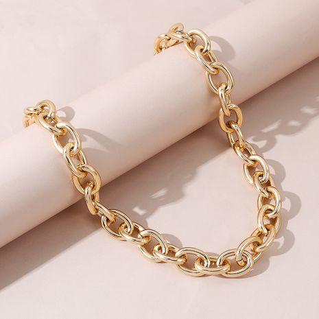 fashion trend exquisite exaggerated wild simple necklace wholesale NHPS245959's discount tags