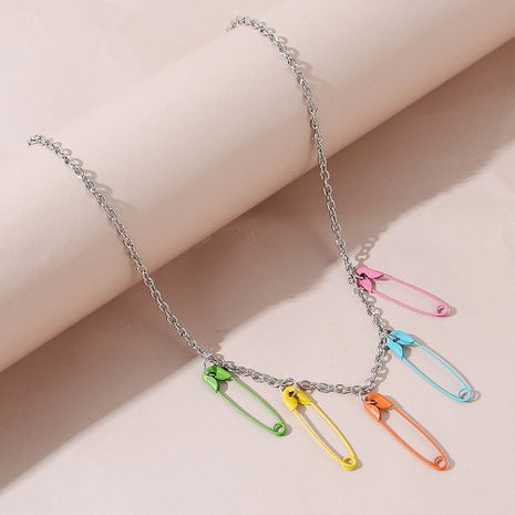 fashion wild personality creative exaggerated trend necklace NHPS245966's discount tags