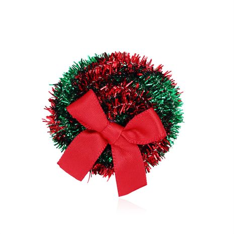 new Christmas brooch fashion bow brooch  wholesale  NHDR246254's discount tags