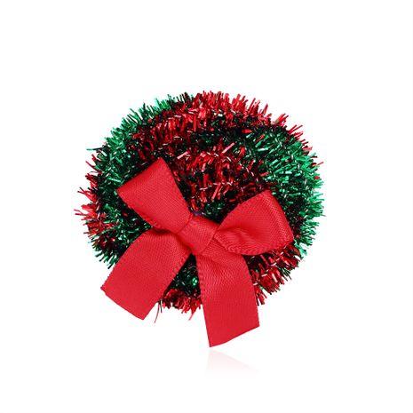nuevo broche de Navidad broche de lazo de moda al por mayor NHDR246254's discount tags