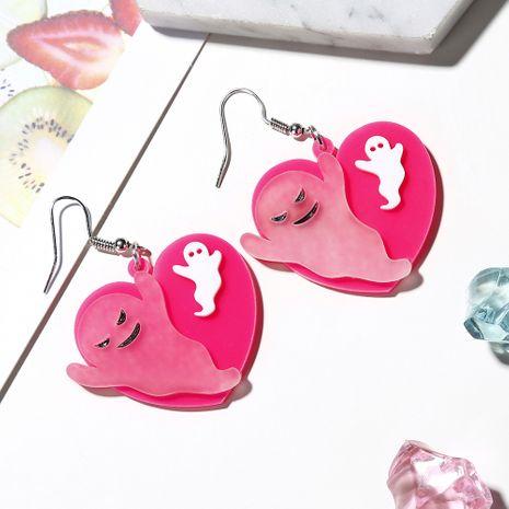 Mode neue Halloween übertrieben lustig Geist Liebe Ohrringe Großhandel Nihaojewerly NHXI246910's discount tags