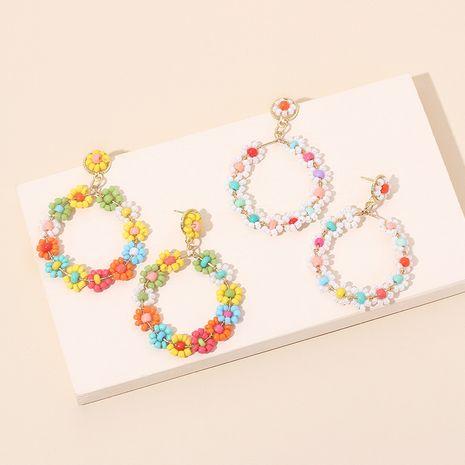 Boucles d'oreilles à la mode pour femmes NHRN247009's discount tags