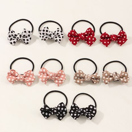 new children's cute  sweet hair rope set  NHNU247038's discount tags