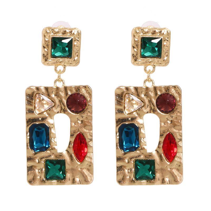 new hot sale wild alloyear jewelry earrings for women wholesale NHJJ247118