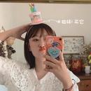 Creative  birthday cake  party supplies atmosphere decoration birthday hat  wholesale NHAH247451