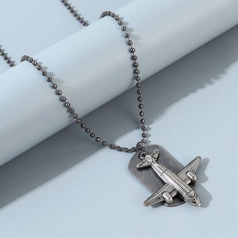 Collar de avión de personalidad popular salvaje creativa coreana NHPS247683's discount tags