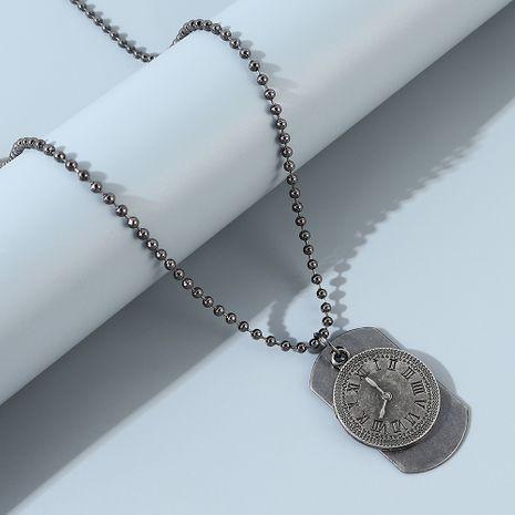 Collar de reloj exagerado de personalidad creativa de moda coreana NHPS247686's discount tags