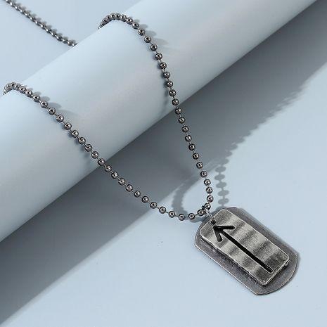 Collar de moda simple de moda coreana NHPS247687's discount tags