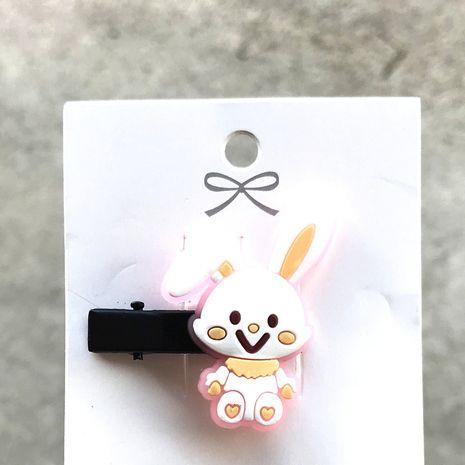 Korean cartoon doll hairpin cute girl hair headdress wholesale NHDI247693's discount tags