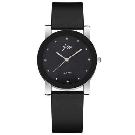 Correa de reloj de plástico simple coreana reloj de estudiante estilo universitario popular estudiante de secundaria reloj de pareja NHSS247718's discount tags