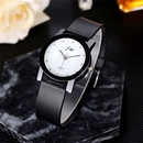 Korean simple plastic watch strap student watch college style popular middle school student couple watch NHSS247718