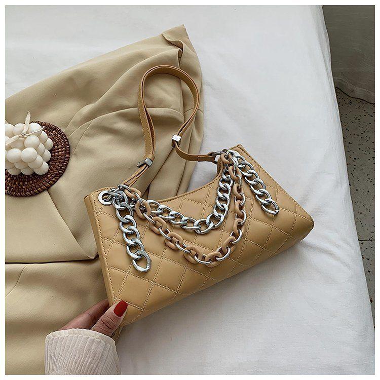 new trendy fashion Korean wild single shoulder summer small womens handbags  NHTC247737