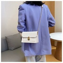 neue trendige koreanische Mode kleine quadratische Kette wilde Schulter Messenger Sommer kleine Frauentasche NHTC247739