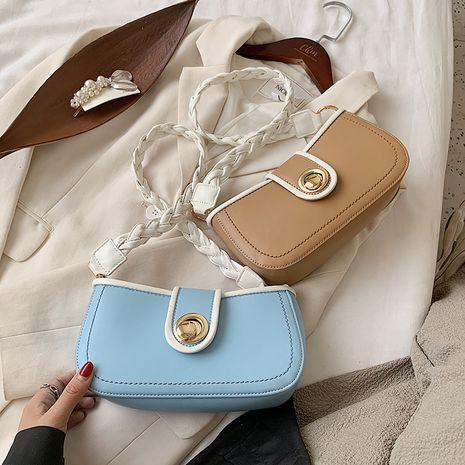 New summer trendy fashion Korean wild one-shoulder ladies bag NHJZ247874's discount tags