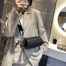 new trendy wild messenger wide shoulder strap fashionable oneshoulder bright diamond womens bag NHJZ247896