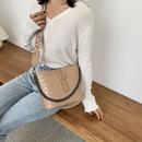 new trendy fashion bucket wild single shoulder messenger autumn chain ladies handbag  NHJZ247900