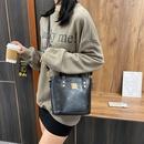 neue trendige Mode Messenger Wild Retro Chic Handtasche fr Frauen NHJZ247905