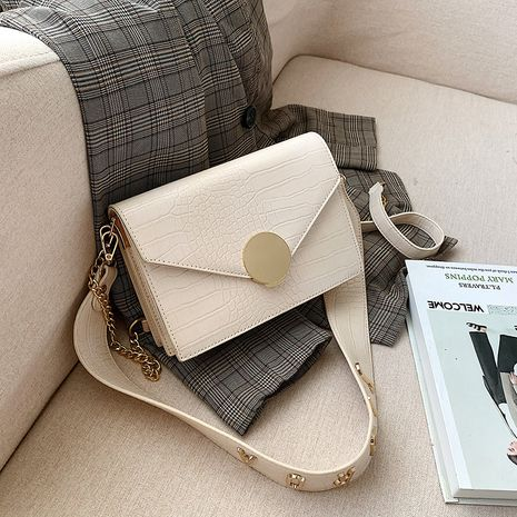 new summer new small square fashion single shoulder messenger small bag for women NHJZ247908's discount tags