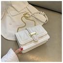 new trendy fashion Korean one shoulder messenger rhombus chain small square womens bag NHTC247925