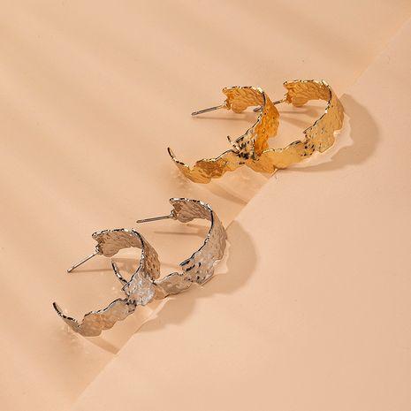 Fashion Irregular flame alloy earrings for women hot-saling wholesale NHAI248062's discount tags
