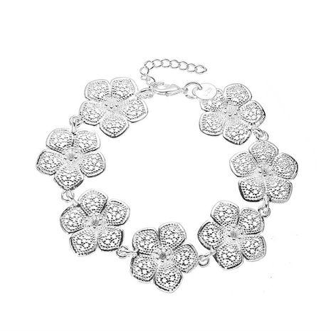 nouveau bracelet de camélia creux pour dames en alliage bauhinia rétro exagéré NHCU248247's discount tags