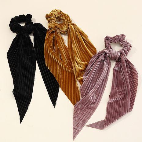 Arc coréen belle queue de cheval bande de caoutchouc tête corde cravate en gros nihaojewelry NHAU248536's discount tags