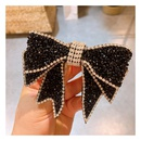 pearl big bow  hairpin wholesale nihaojewelry NHHD248680