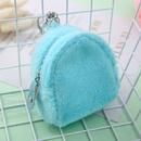 hotsaling plush ladies student mini backpack storage coin purse wholesale NHAE249072