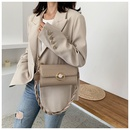 popular small bags new fashion oneshoulder armpit bag retro messenger bag wholesale NHTC249283