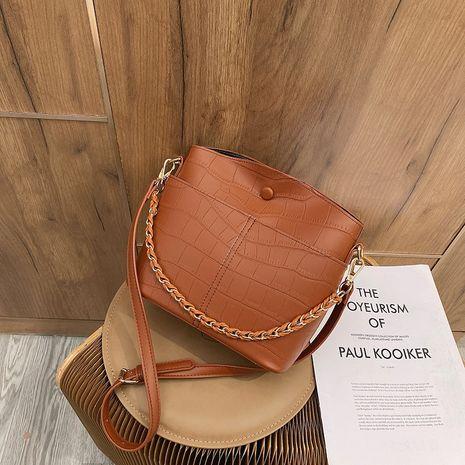 nueva bolsa de cubo de moda diagonal portátil para mujer al por mayor NHJZ249372's discount tags