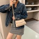 spring and autumn handbags new allmatch crocodile pattern messenger fashion shoulder chain bag  wholesale NHJZ249389