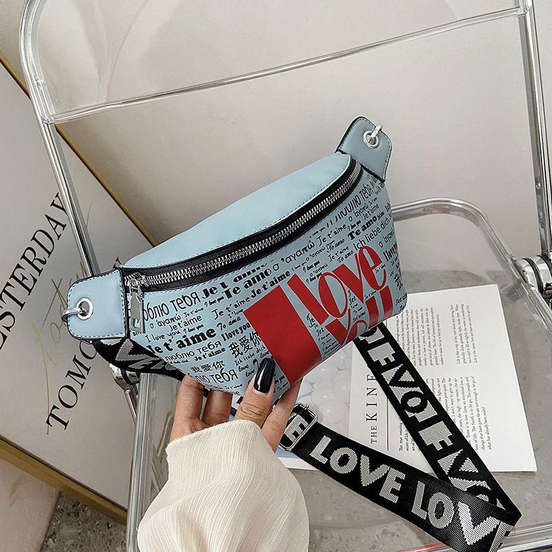 messenger belt bag womens popular small new bag wholesale NHJZ249397