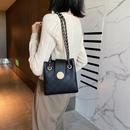 new chain shoulder bag fashion messenger bucket bag wholesale NHJZ249401