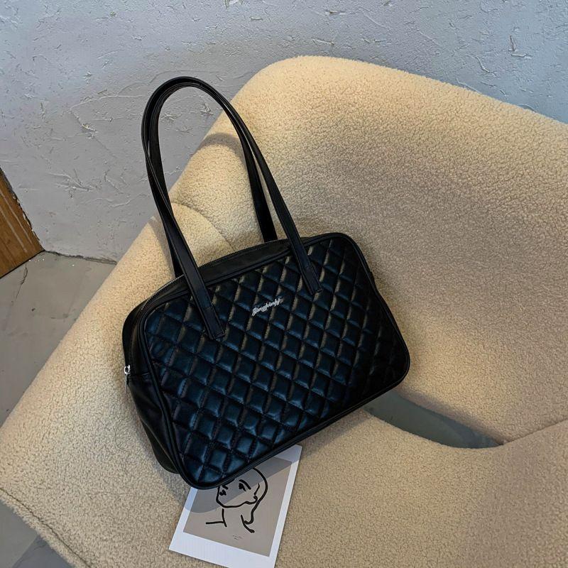 new fashion simple large capacity one-shoulder underarm bag all-match handbag wholesale NHJZ249407
