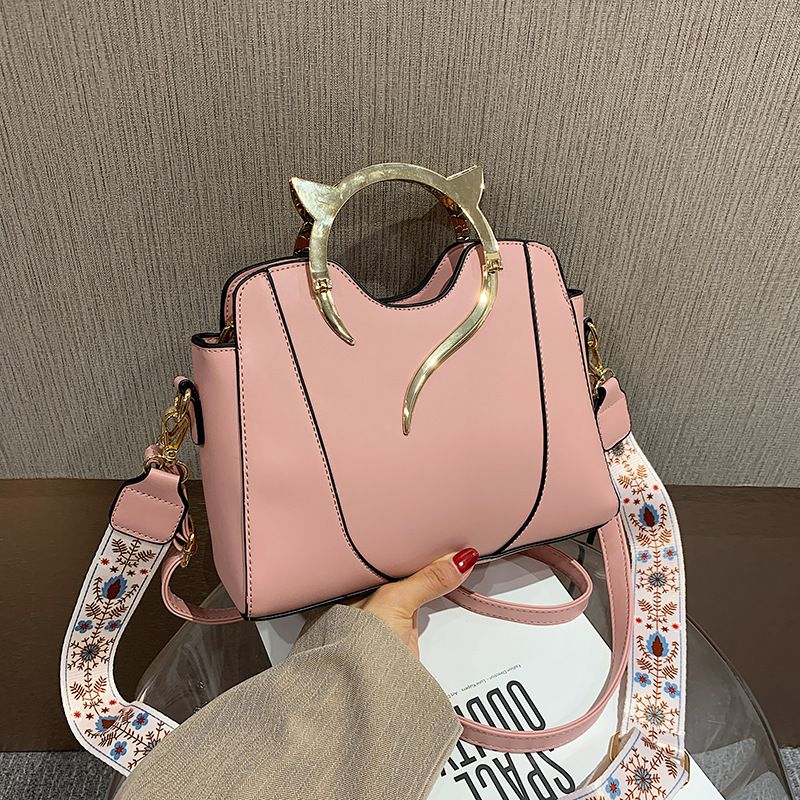 Ladies Large Capacity Handbags Shoulder New Fashion Messenger Small Bag wholesale NHJZ249433