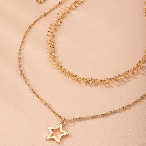 fashion combination stars women's necklace wholesale  NHAI249654's discount tags