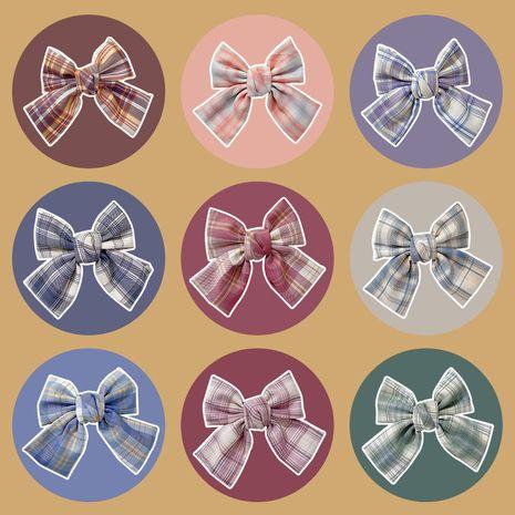 JK uniforme grand arc épingle à cheveux noeud papillon clip coréen en gros NHCQ249746's discount tags
