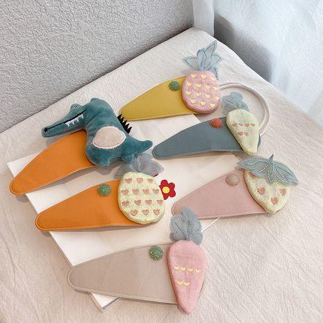 simple animal face wash makeup hair clip cute hair clip ornaments wholesale NHCQ249758's discount tags