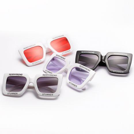 letter big box popular ladies sunglasses wholesale  NHXU250279's discount tags