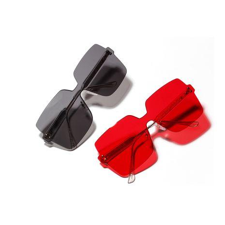 frameless big frame sunglasses ocean lens glasses wholesale  NHXU250283's discount tags