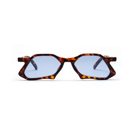 polygon square frame style sunglasses wholesale nihaojewelry  NHXU250298's discount tags