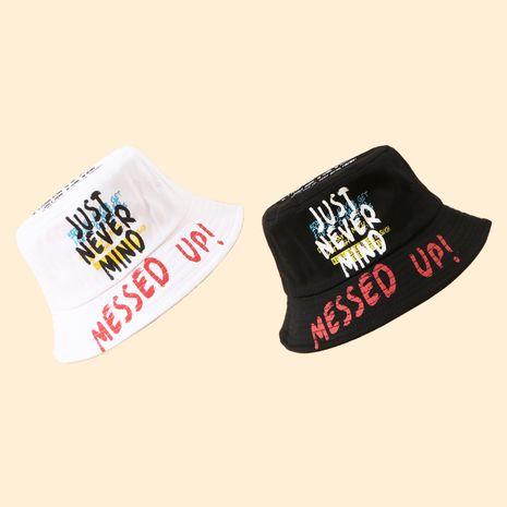 Fisherman hat Korean style basin hat wholesale nihaojewelry  NHTQ250331's discount tags