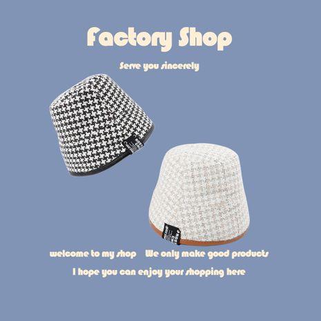 Korean  fashion bucket  new fisherman  fashion  hat  NHTQ250353's discount tags