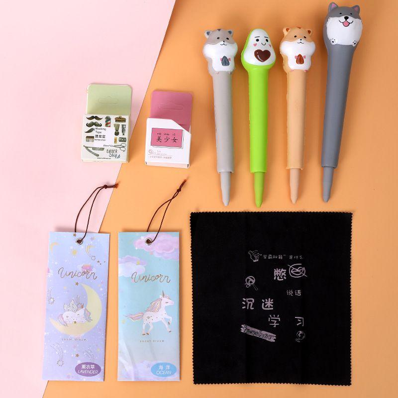 creative stationery lucky gift box stationery set surprise box wholesale  NHHE250213