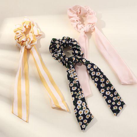 Banderole longue simple coréenne avec bande de cheveux attachée à la tête en gros NHAU250460's discount tags
