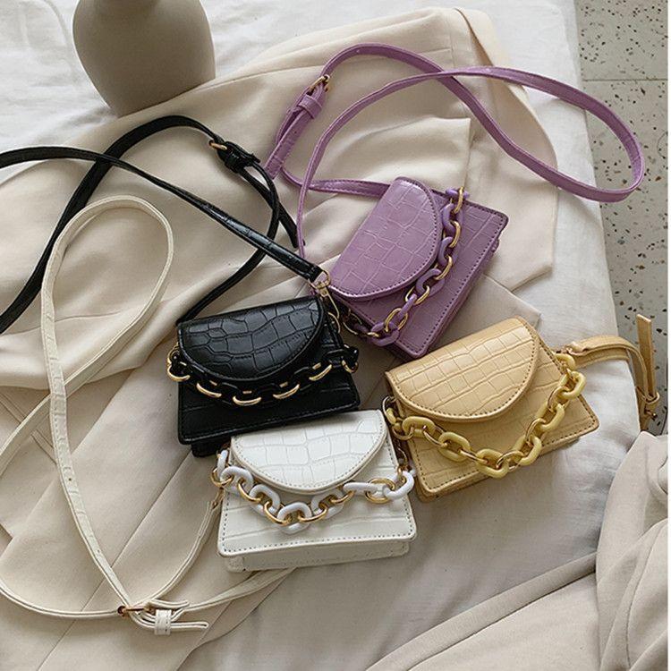 popular new allmatch messenger bag fashion oneshoulder handbag wholesale NHLH250565