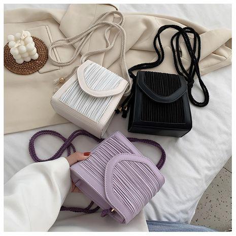 new fashion fold shoulder messenger bag wholesale NHLH250570's discount tags